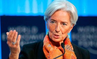 Lagarde (FMI) insta a proteger el comercio y las inversiones