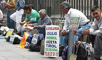 Desempleo en México bajó a 3.3% en junio, según el INEGI