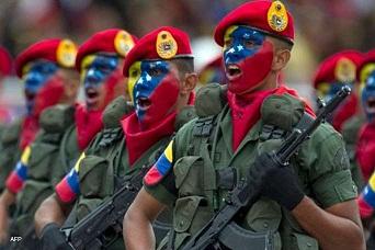 """Militares venezolanos """"jamás"""" obedecerán al """"imperialismo"""" estadounidense, afirma Maduro"""