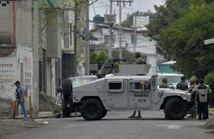 La Marina mexicana abate a líder de un cártel en la Ciudad de México