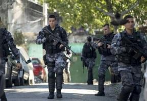 Rio de Janeiro obtiene un refuerzo de 1.000 agentes ante su ola de violencia