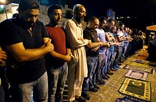 Israel prohíbe acceder a la Ciudad Vieja de Jerusalén a los hombres menores de 50 años