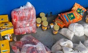 Decomisan en Panamá alimentos sin registro provenientes de Nicaragua