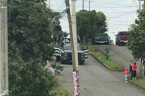 Impide operativo otras quemas de vehículos en Michoacán