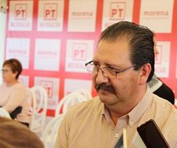 AMLO es la oportunidad de la transformación, afirma Reginaldo Sandoval