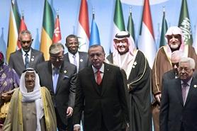 Erdogan y los países musulmanes piden reconocer Jerusalén Este como capital palestina
