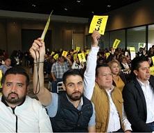 En Consejo, PRD elegirá sólo a candidatos a Diputaciones Locales de Representación Proporcional, dice García Avilés