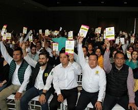 Elige PRD Candidatos a Diputaciones de Representación Proporcional