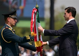 Actuando con responsabilidad se puede conservar la confianza y orgullo, afirma Peña Nieto