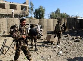 Más de 20 muertos en atentados contra fuerzas gubernamentales afganas