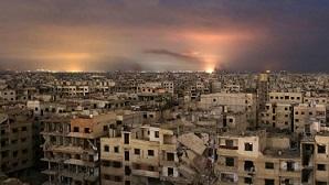 Bombardeos en Guta superan el medio millar de muertos