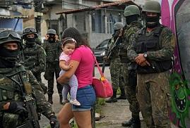 Intervención de Río reaviva el fantasma de la dictadura en Brasil