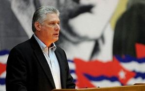 Díaz-Canel promete continuidad a revolución de los Castro en Cuba