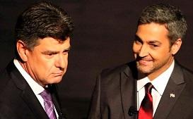 Candidatos a la Presidencia de Paraguay