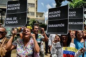 Oposición prepara protestas en Venezuela
