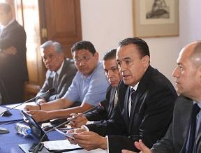 """En Michoacán no está en riesgo la elección por presencia de """"malosos"""", afirma Segob"""